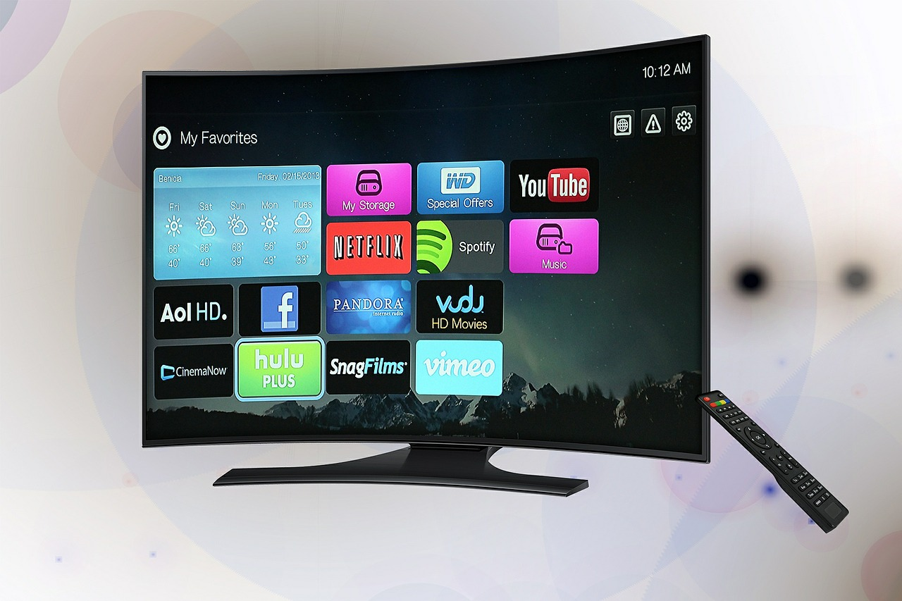 Telecom Services Smart TV Installation